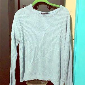 Brandy Melville Sweater - Light Blue